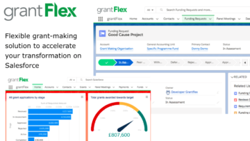 Introducing grantFlex - grant-making solution on Salesforce
