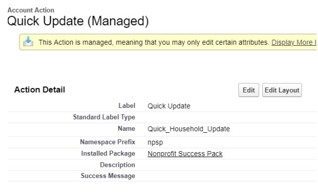 You can also use an existing Quick Update button. Just click 'Edit Layout' below and then add in the required field/s: