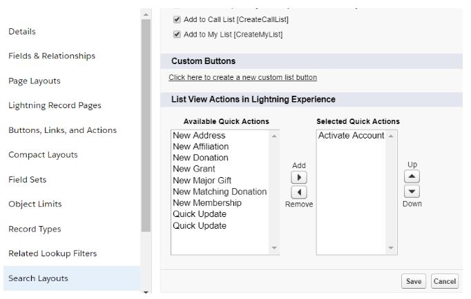 Go to the Search Layouts - List View and add in the new button under 'List View Actions in Lightning Experience'