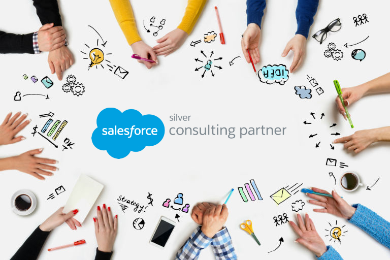 Hyphen8 are now Silver Salesforce Consultancy Partners, specialising in Not For Profits.