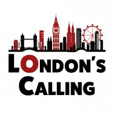 London's Calling Salesforce Logo