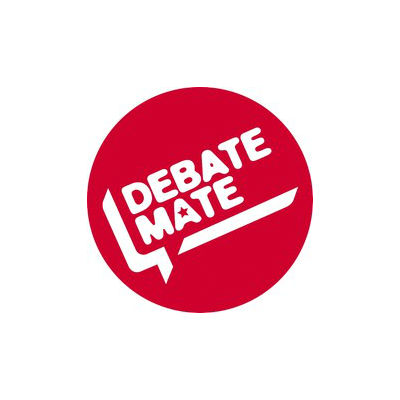 DebateMate logo