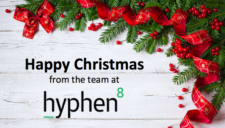 Hyphen8 Highlights of 2019