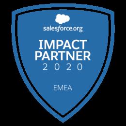 EMEA Impact Badge 2020