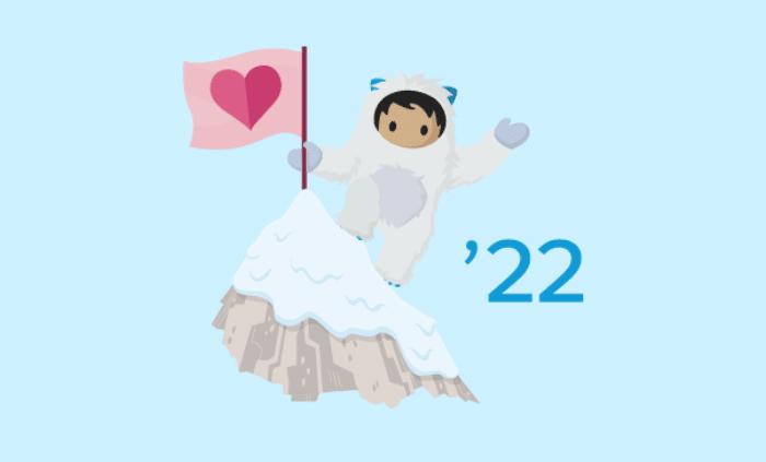 Salesforce Winter 22